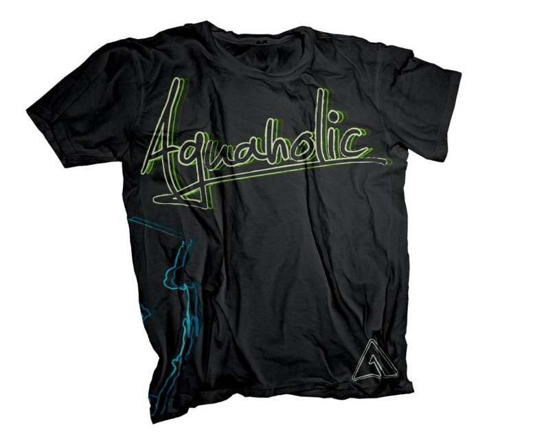 Shirt Design | Aguaholic | 2013