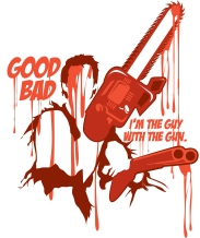 Evil Dead | Ash | Vector Illustration | 2015