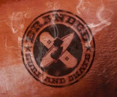Branded Surf & Skate | Branding | 2012