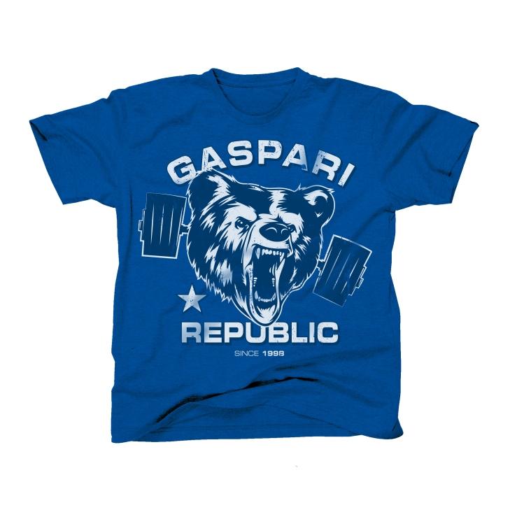 T-shirt   Gaspari Nutrition   2016