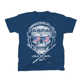 T-shirt   Gaspari Nutrition   2017