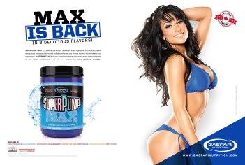 Print Ad | Inside Fitness Canada | Gaspari Nutrition | 2017