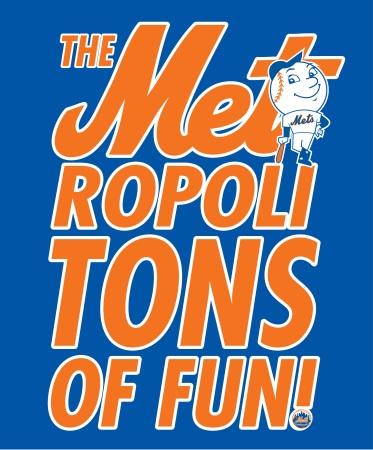 Metropoli-TONS OF FUN   Illustration   2016