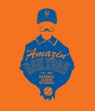 Amazin' Mets | Illustration | 2016