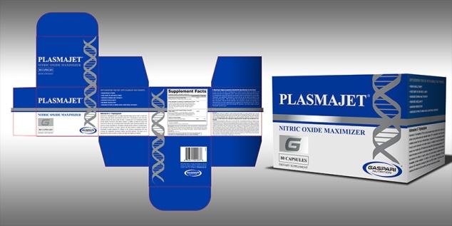 PlasmaJet | Label & Render | 2017