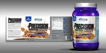 Precision Protein | Label & Render | 2017