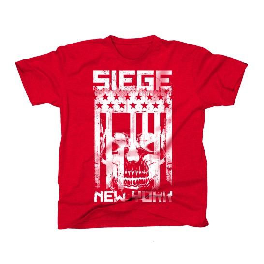 T-shirt | Siege Athletics | 2015
