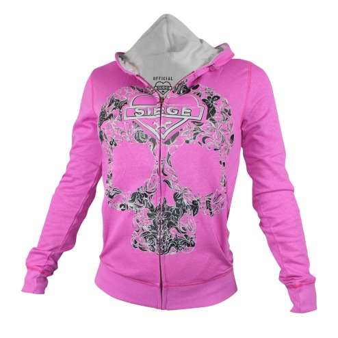 Ladies Hoodie | Siege Athletics | 2015