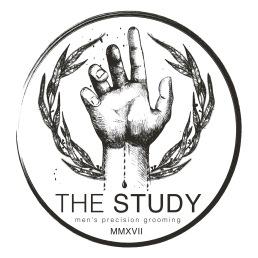 The Study Mens Precision Grooming   Logo Branding   2017
