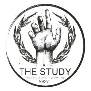 The Study Mens Precision Grooming | Logo Branding | 2017