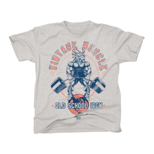 T-shirt | Vintage Muscle | 2018