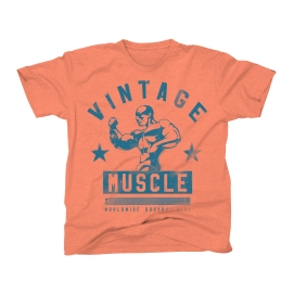 T-shirt   Vintage Muscle   2018