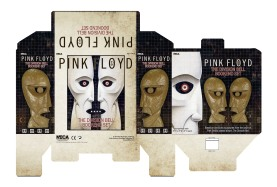 Pink Flyod | Bookened | Packaging | 2014