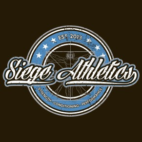 Siege Athletics | Branding | 2014