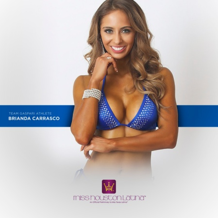 Gaspari Athlete Social Media graphic